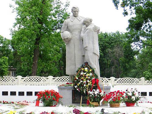 Mass Grave 17th Infantry Brigade NKVD