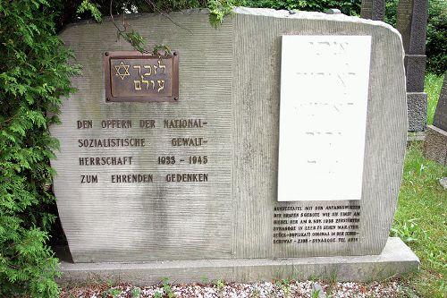 Joods Monument Leer