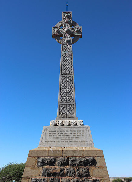 Scots Memorial Battle of Magersfontein