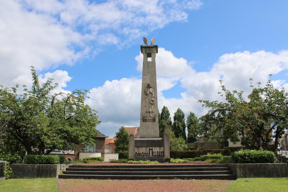 War Memorial Diegem