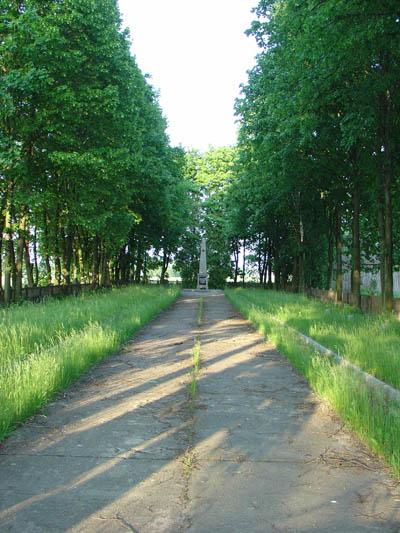 Sovjet Oorlogsbegraafplaats Tonkiele