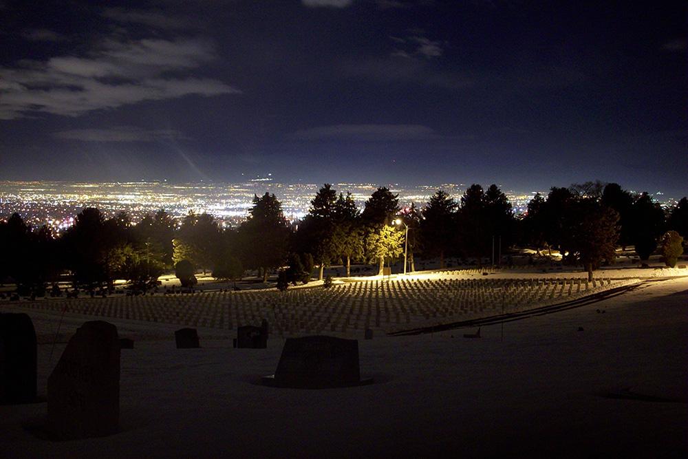 Amerikaanse Oorlogsgraven Salt Lake City Cemetery
