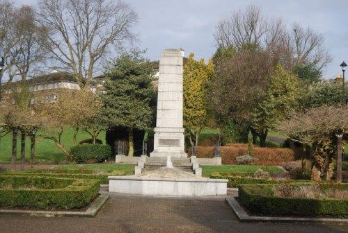 War Memorial Aldershot