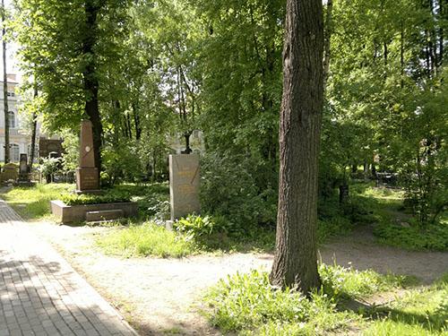 Soviet War Graves Cossack Cemetery