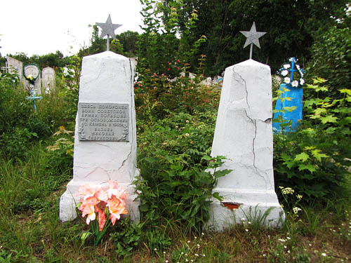 Soviet War Graves Kamin
