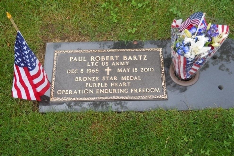 Amerikaanse Oorlogsgraven Bayview Cemetery