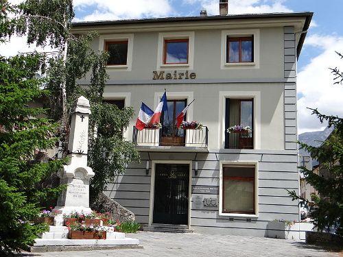 War Memorial Lanslebourg-Mont-Cenis