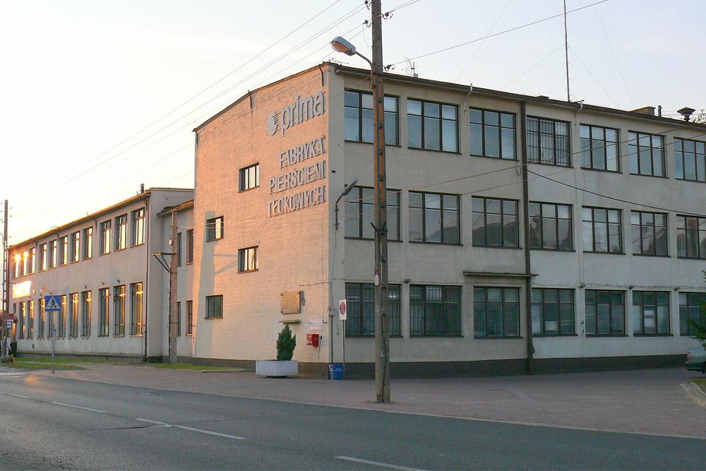 Voormalig Doorgangskamp Fabriek
