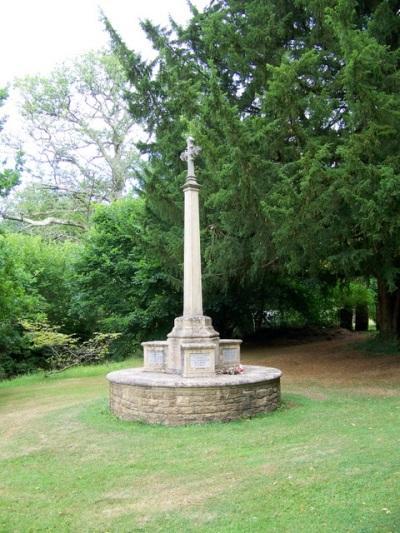 War Memorial Bramshott