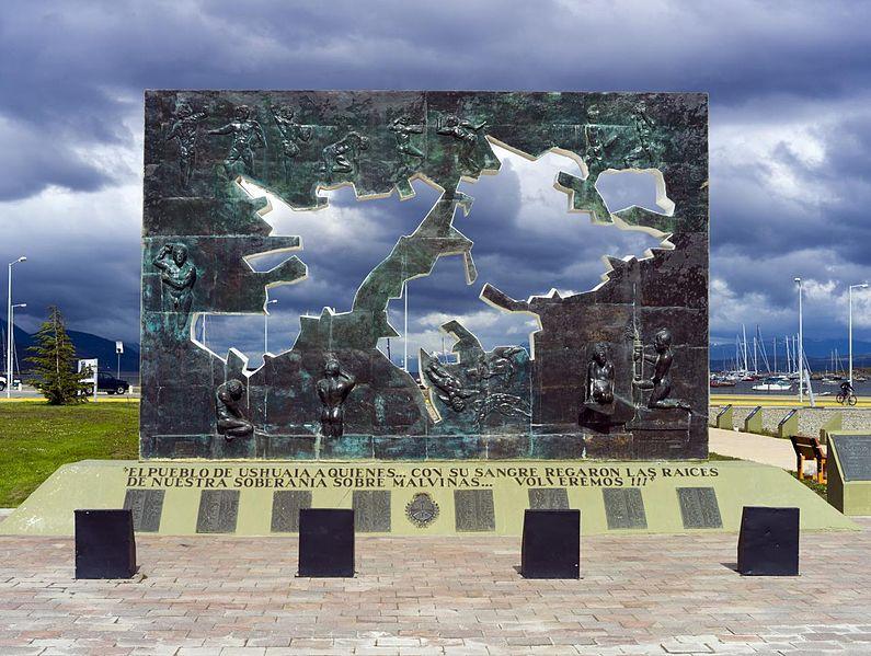 Memorial Islas Malvinas