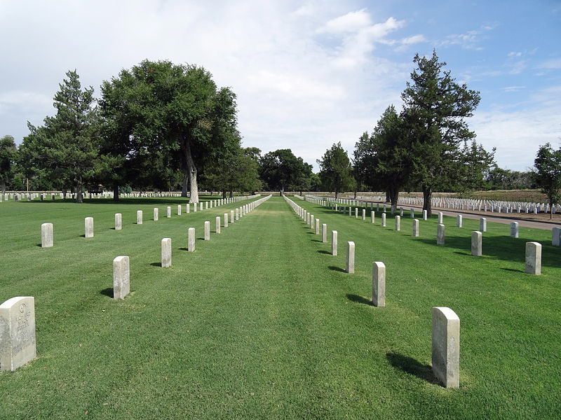 Fort Lyon National Cemetery