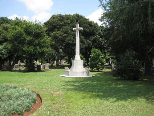 Commonwealth War Graves Braamfontein Cemetery