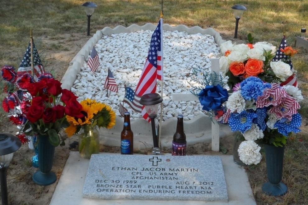 Amerikaans Oorlogsgraf Paradise Valley Cemetery