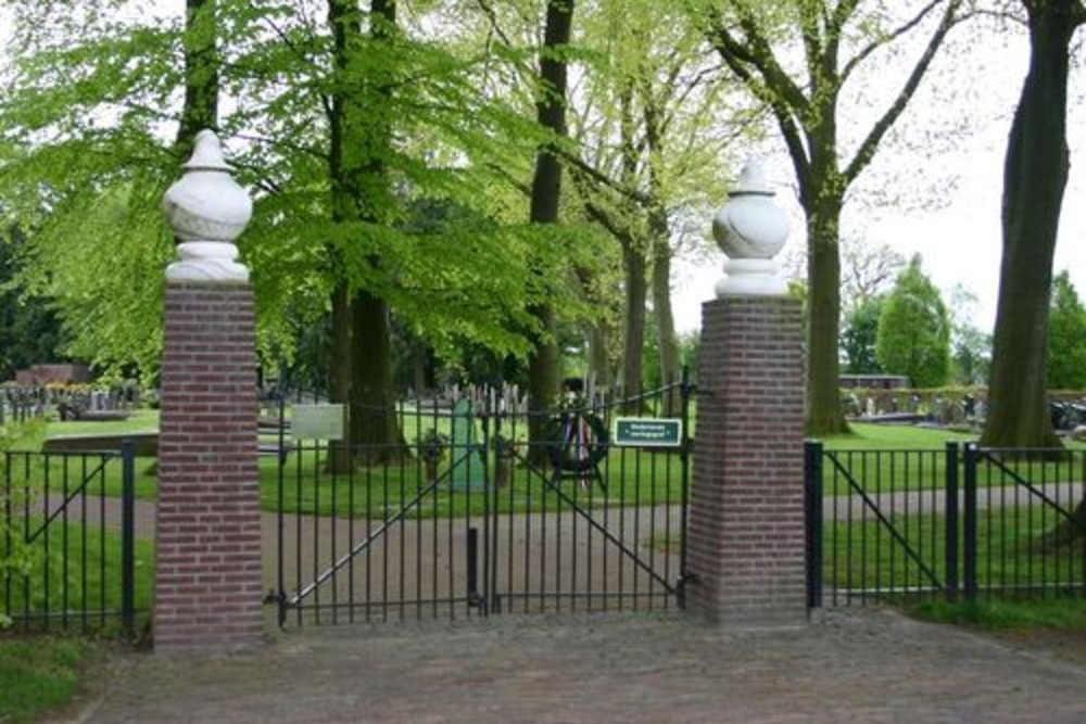 Dutch War Grave Havelte