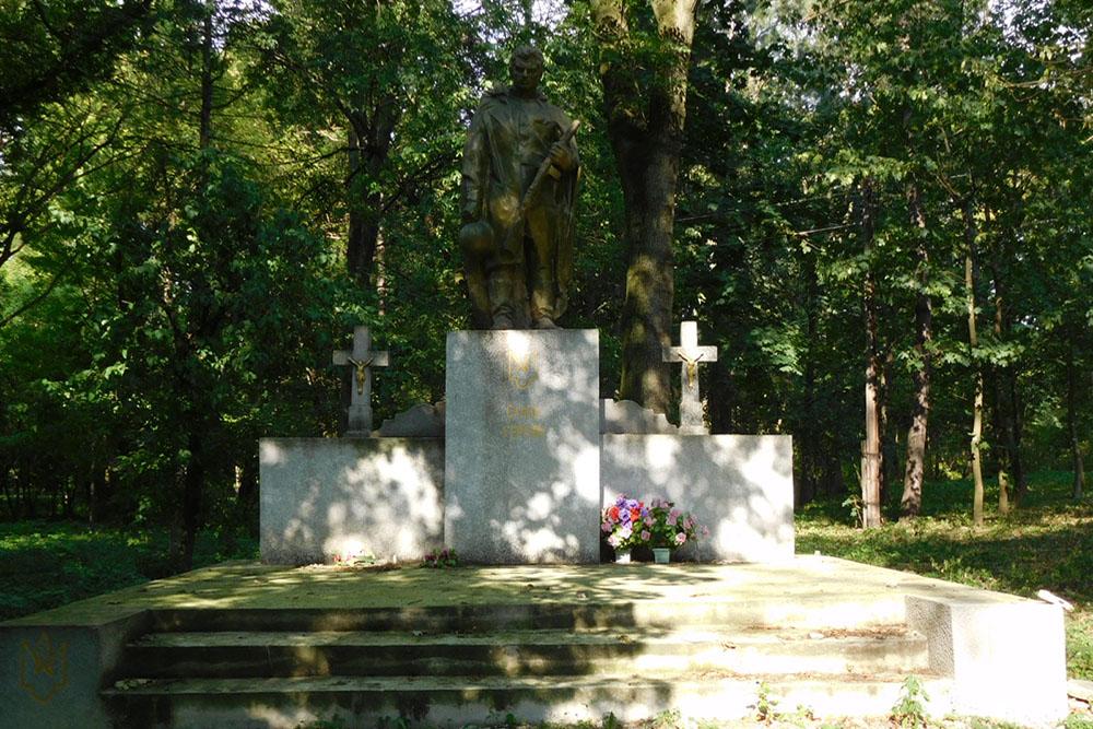 Mass Grave Soviet Soldiers 1941