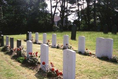 Commonwealth War Graves Aberystwyth Cemetery