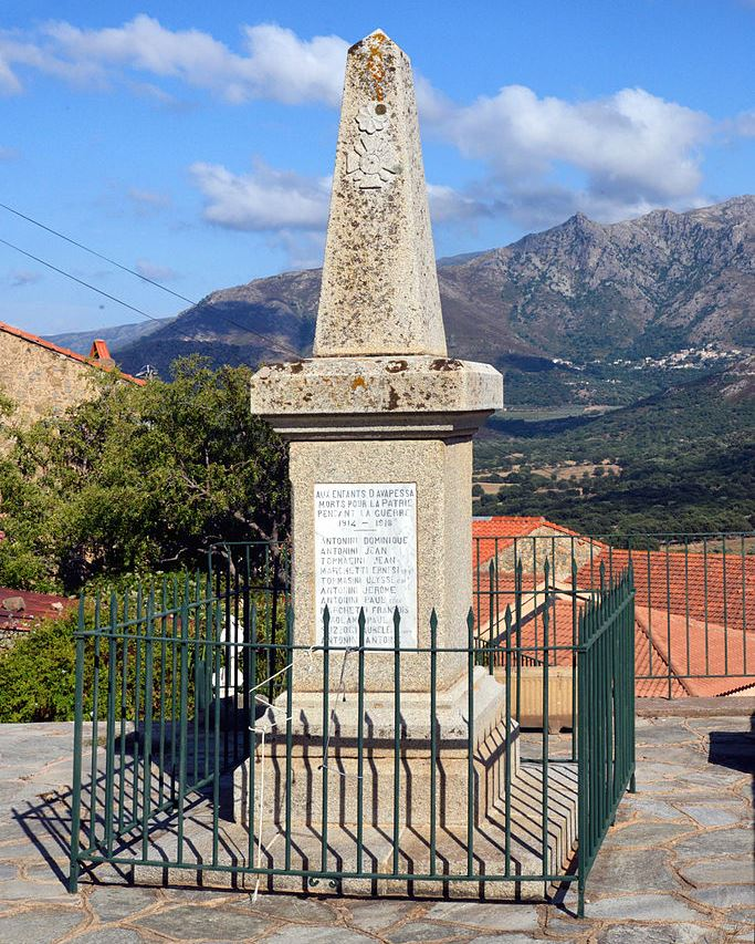 War Memorial Avapessa