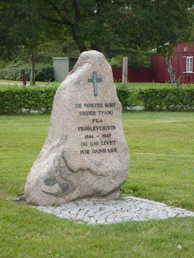Memorial Deportation Frøslevlejren Padborg