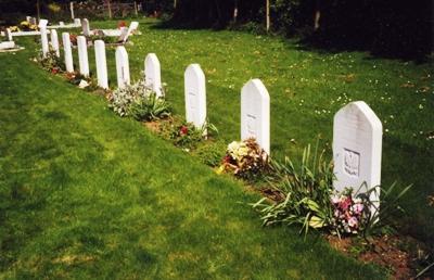 Poolse Oorlogsgraven Epping