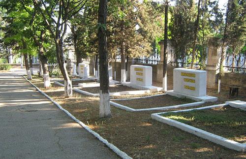 Soviet War Graves Kommunar Cemetery
