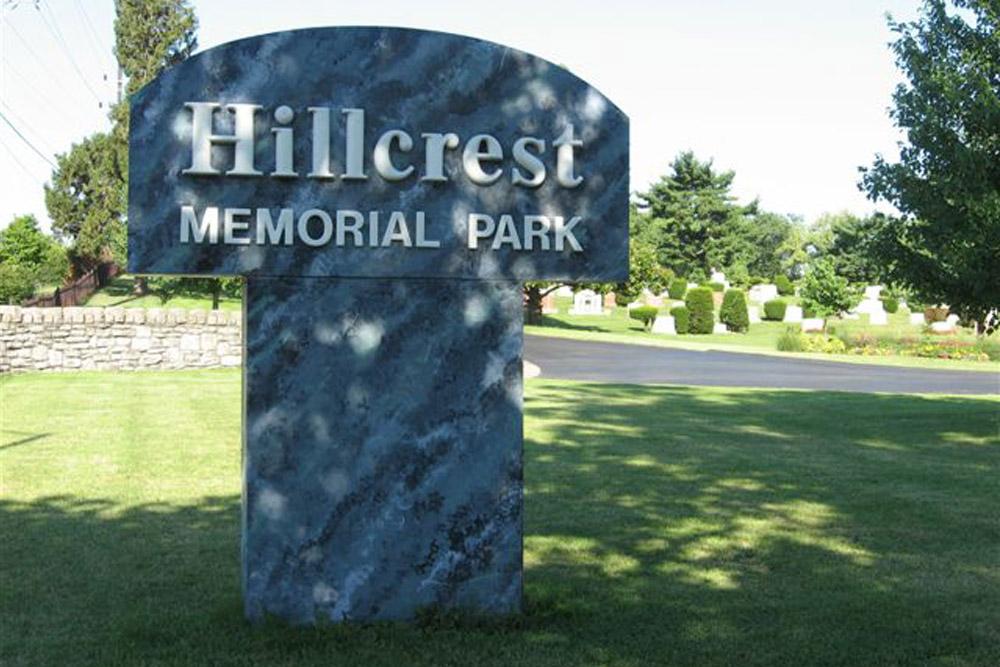 American War Graves Hillcrest Memorial Park