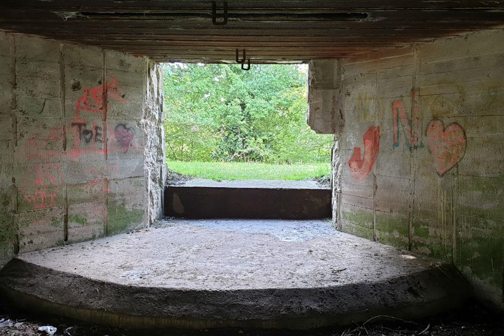 Duitse Bunker Type 669 Bastion Holland