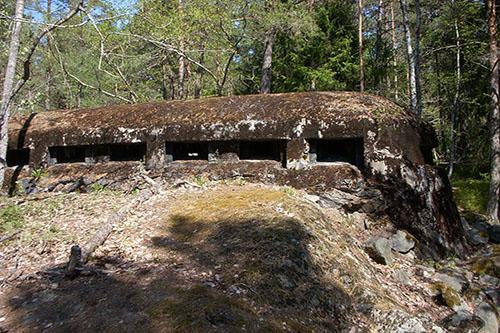 Skav Line - Mandal Fort