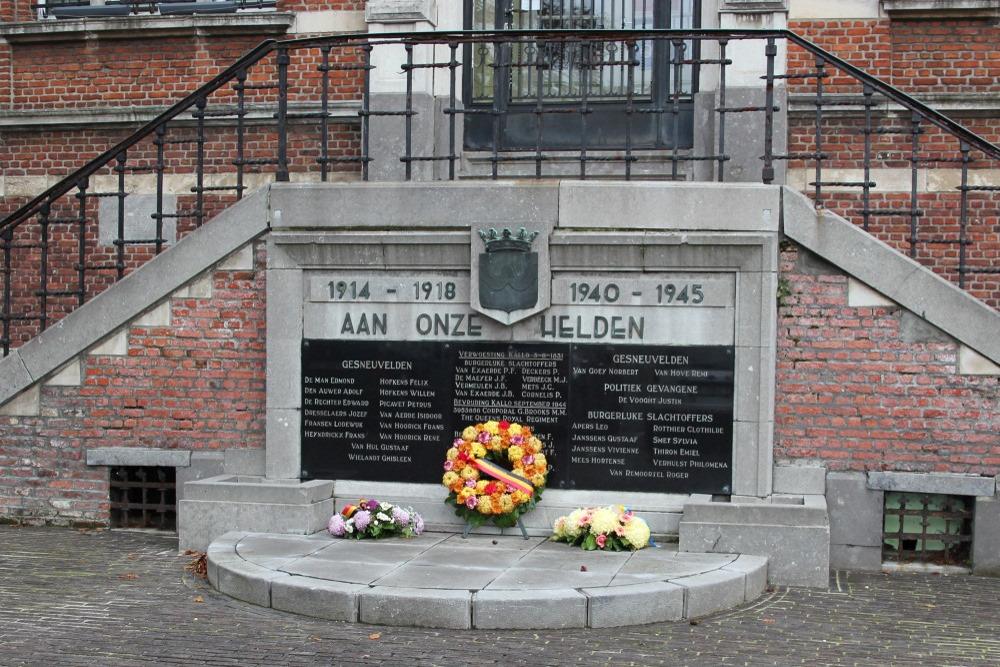War Memorial Kallo