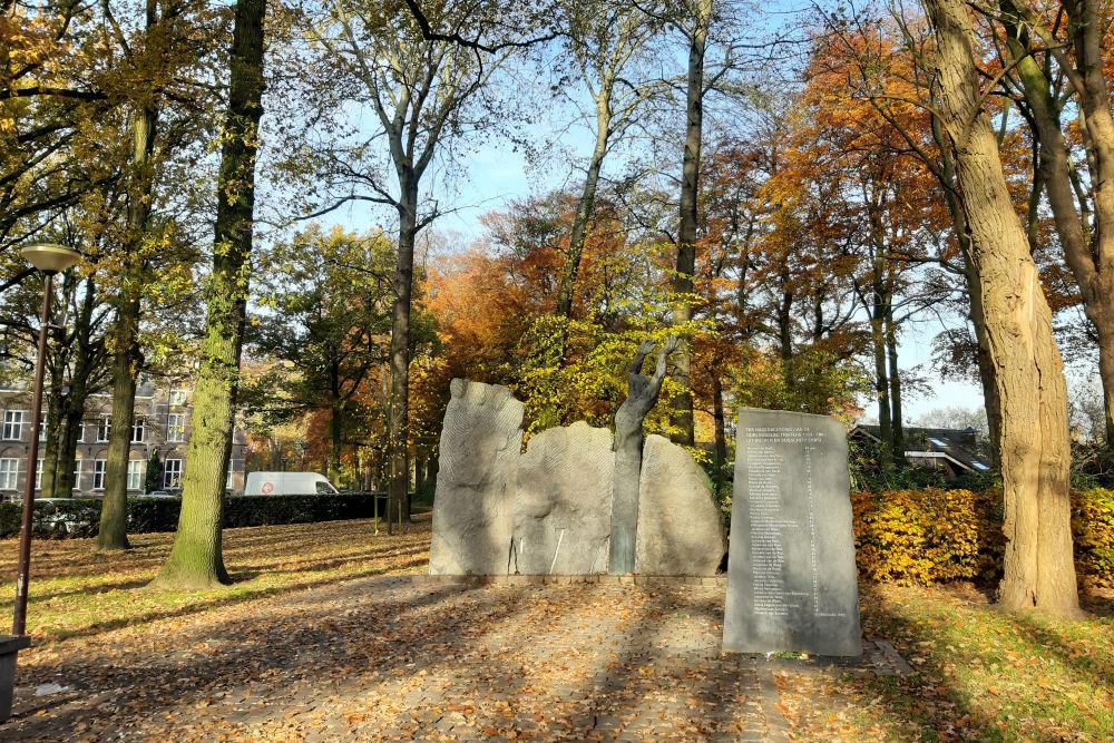 War Memorial Hoeven and Bosschenhoofd