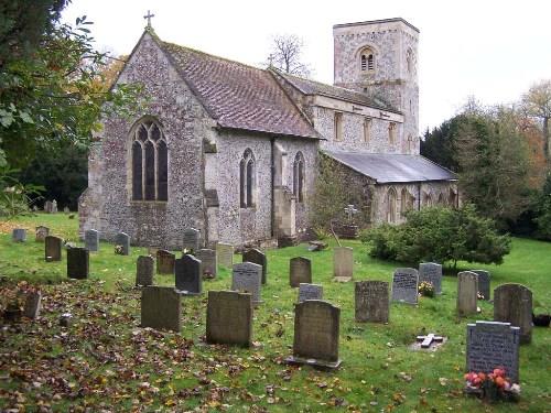 Oorlogsgraven van het Gemenebest St Michael Churchyard