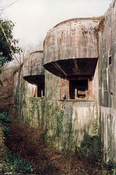 Maginot Line - Fortress Billig