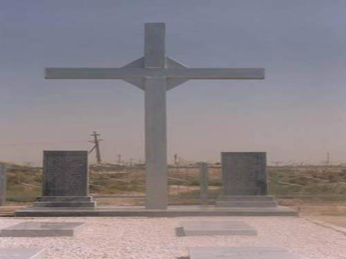 German War Cemetery Kagan