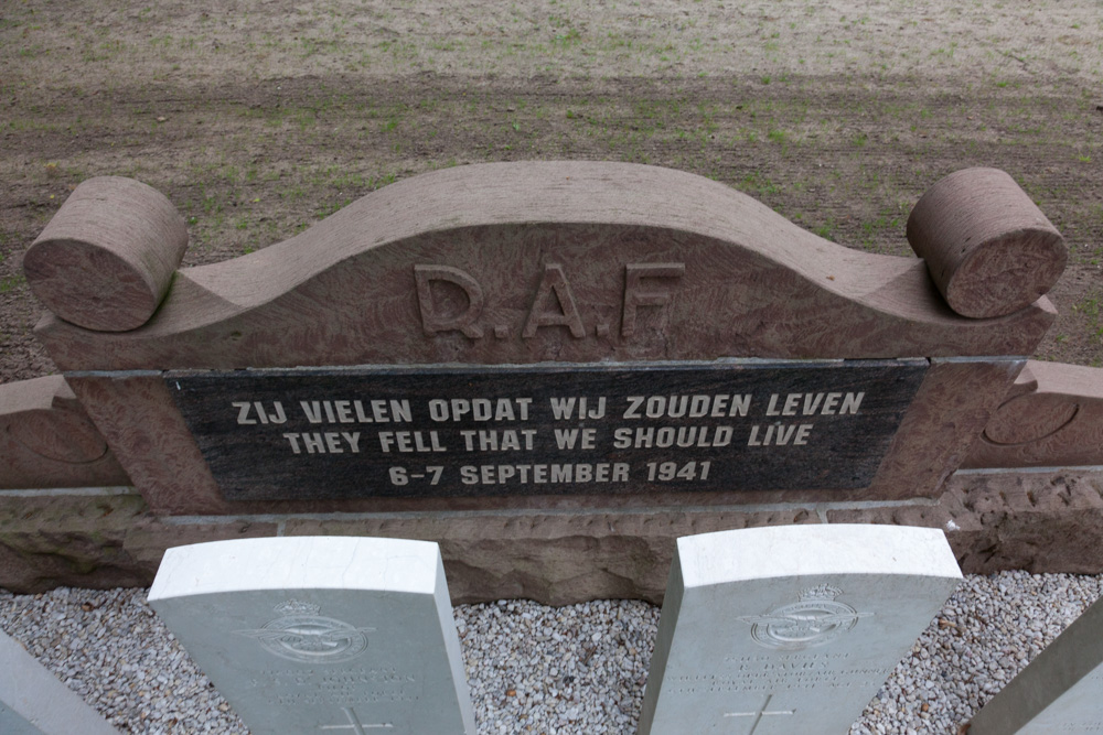 R.A.F. Monument
