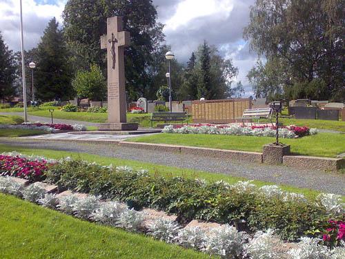 Finse Oorlogsgraven Lempäälä