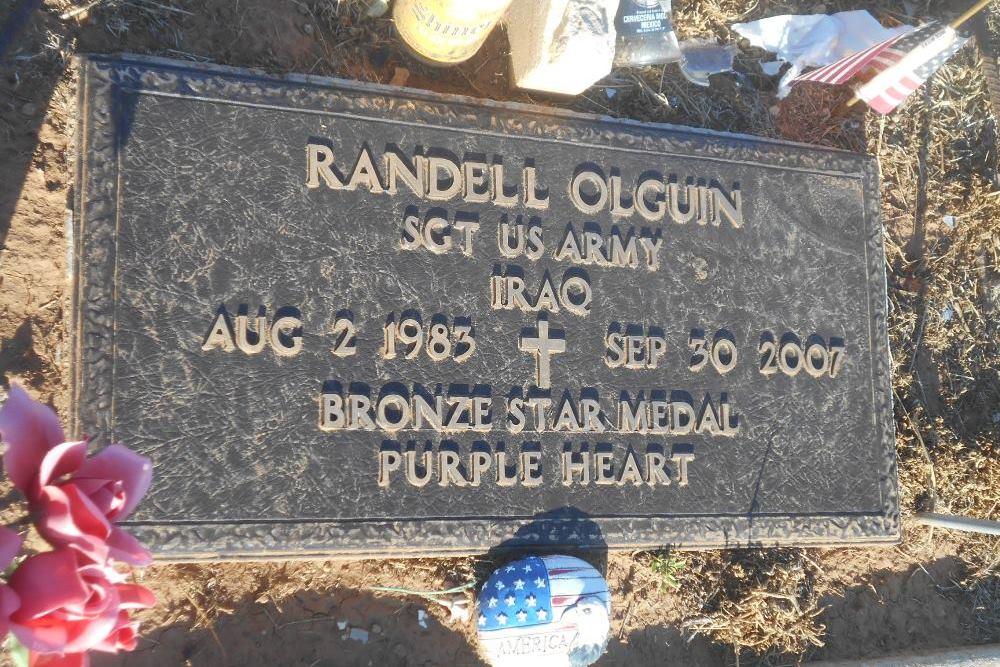 Amerikaans Oorlogsgraf Ralls Cemetery