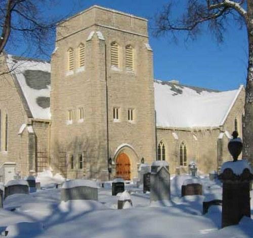 Commonwealth War Graves St. John's Cemetery