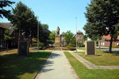 Oorlogsmonument Hiddingsel