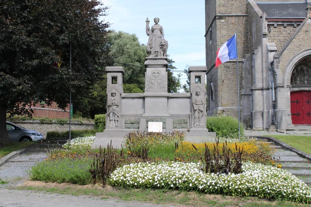 War Memorial Wiers