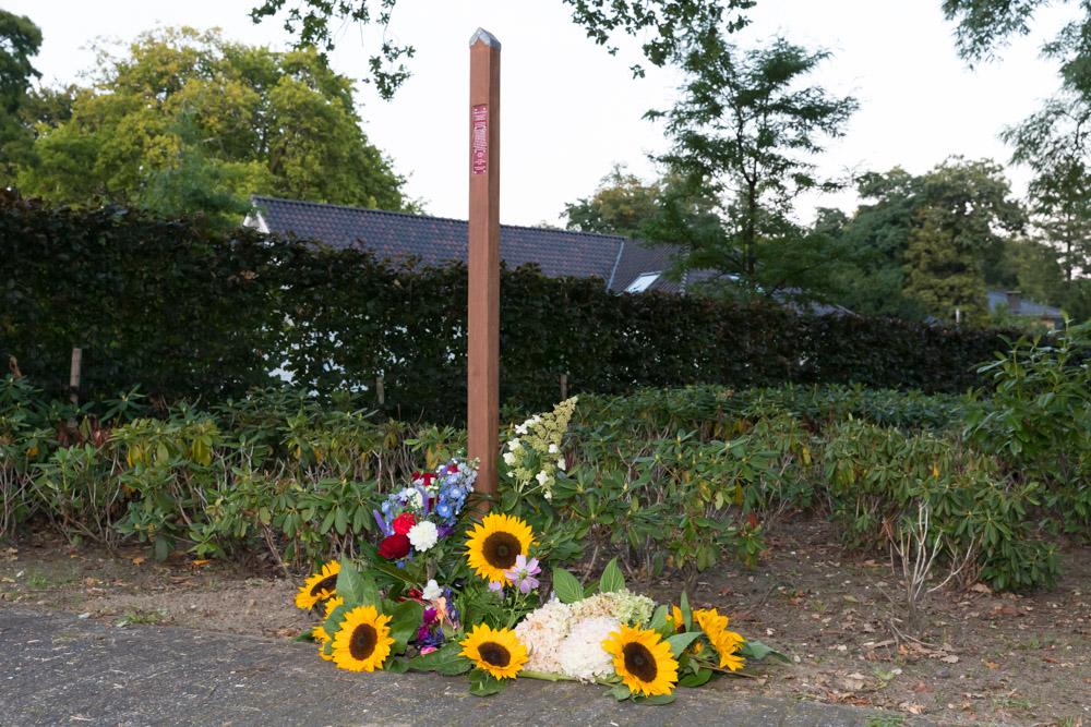 Memorial Execution Civilians Van Borsselenweg Oosterbeek