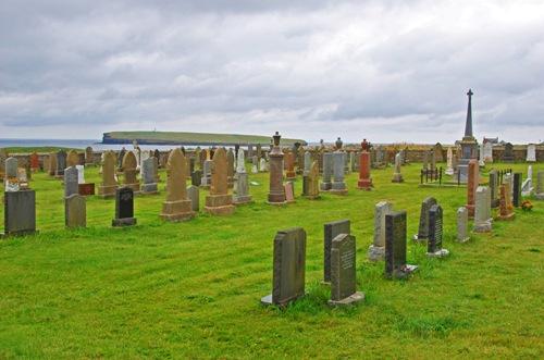 Commonwealth War Graves Birsay New Cemetery