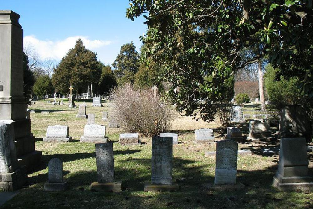 Amerikaanse Oorlogsgraven Greenville Cemetery