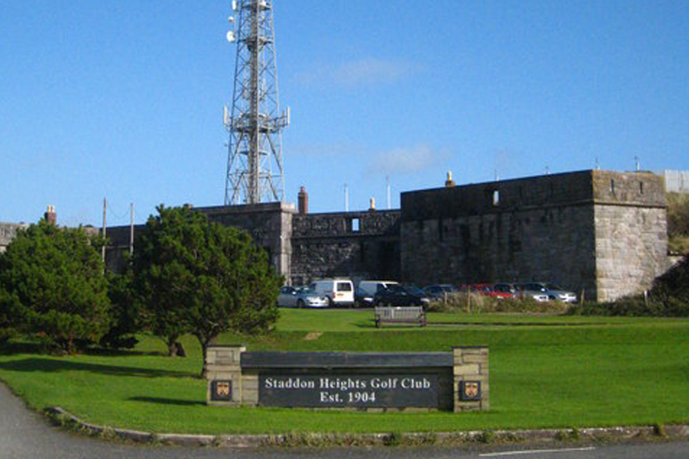 Staddon Fort