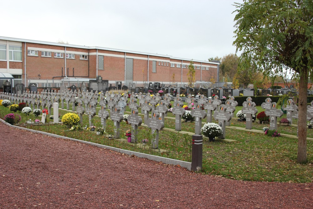Veteran War Graves Melsele