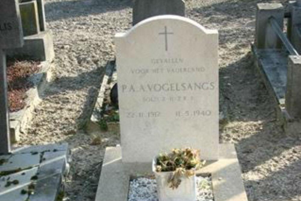 Dutch War Grave Bakel
