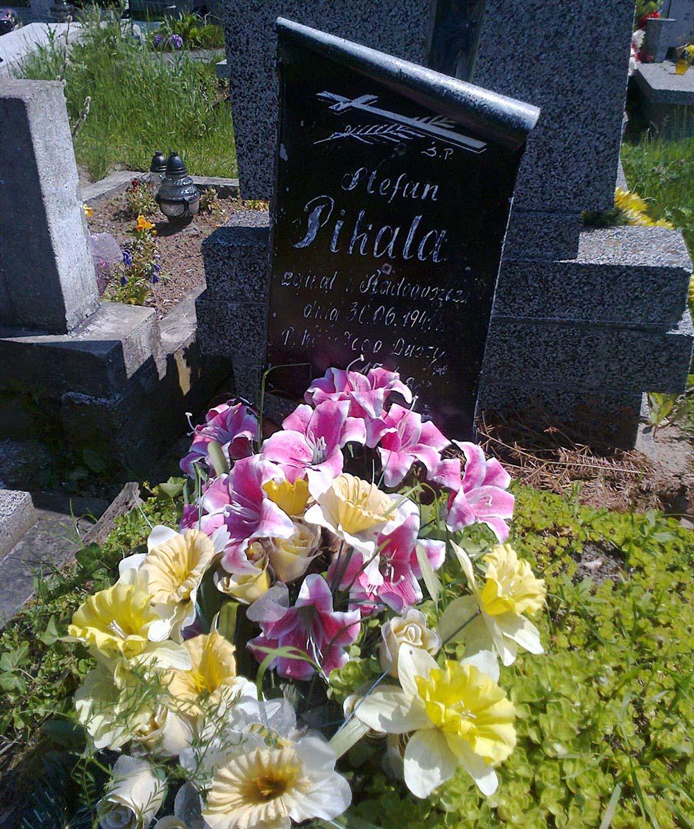 Graven Slachtoffers Gevangenis Radogoszcz