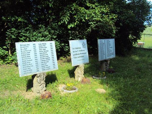 War Memorial Reitwein