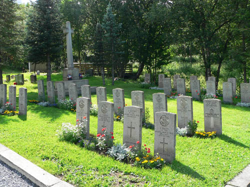 Commonwealth War Graves Narvik