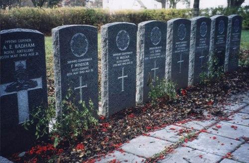 Oorlogsgraven van het Gemenebest Mo i Rana