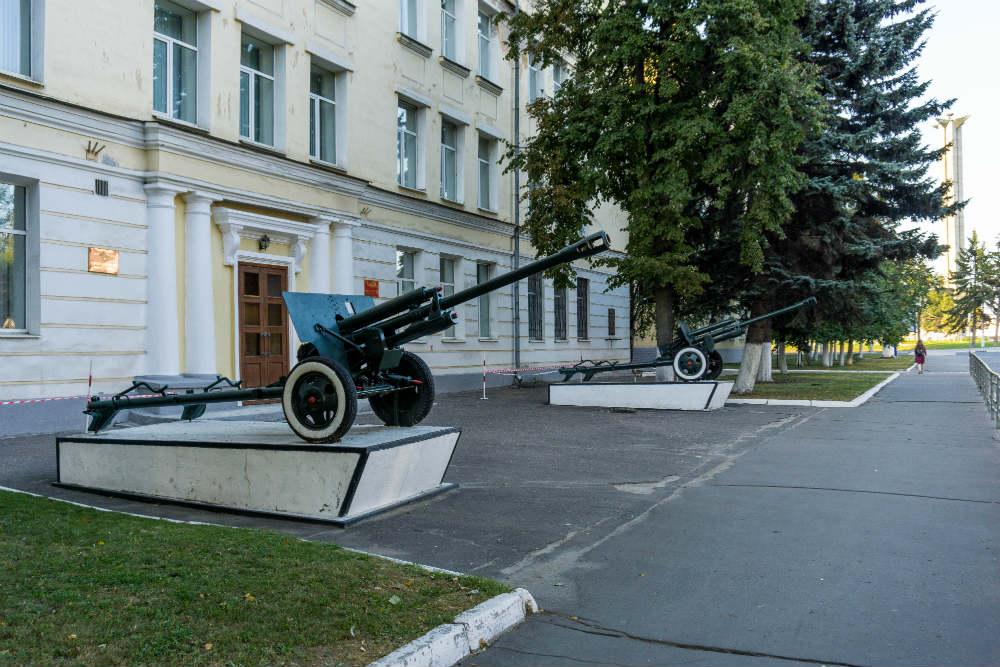 Zis-3 Guns Tver