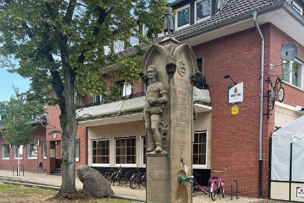 Monument War Victims Ochtrup